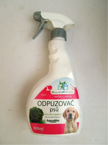 ODPUZOVAČ PSŮ 500ml AGROBIO MR