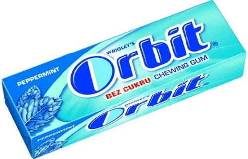 ORBIT PEPPERMINT DRAŽÉ 14120258