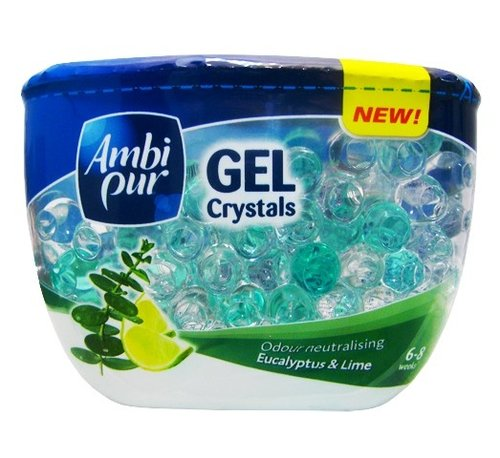 AMBI-PUR CRYSTAL GEL EUKALYPT&LIME 150ml