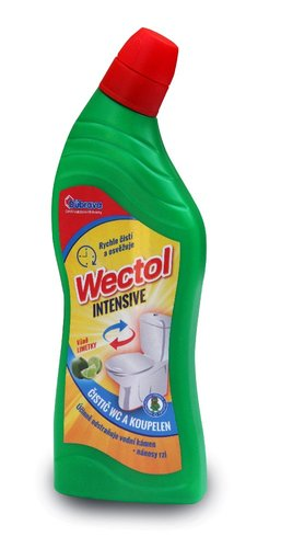 WECTOL WC ACTIVE 750ml VUNE LIMETKY