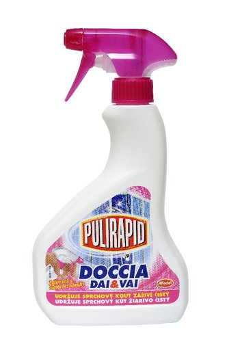 PULIRAPID 500ml DOCCIA SPRCH.KOUTY  017