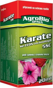 KARATE 20ml 5SC HOUSENKY, MANDELINKA
