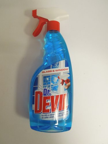 DR.DEVIL SKLO A OKNA 750ml MR 9891