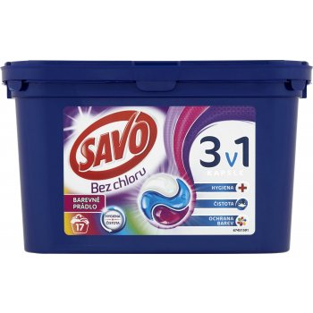 SAVO TABLETY 3v1 COLOR 17PD