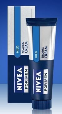 NIVEA KRÉM NA HOLENI V TUBE 100ml