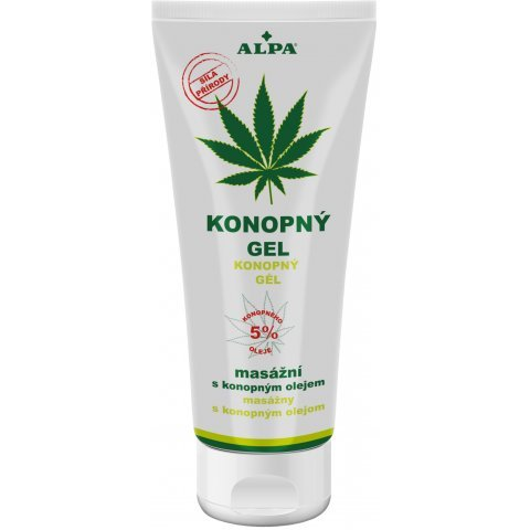 ALPA GEL KONOPI 100ml 02459
