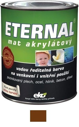 ETERNAL TM.HNEDY č.9 0,7kg