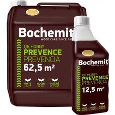 BOCHEMIT QB-HOBBY 1kg HNEDY ŘEDIT 1:2