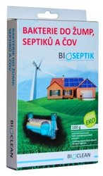 BIO SEPTIK BAKTERIE DO ŽUMP,SEPTIKU 100g
