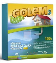 BIO GOLEM S 100g DO SEPTIKU