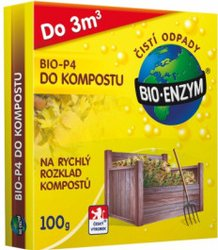 BIOENZYM P4 100g DO KOMPOSTU