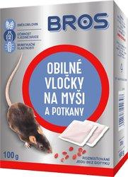 BROS-OBILNE VLOCKY 5x20g MYŠI/KRYSY 5604