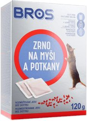 BROS-GRANULE 100g MYŠI/KRYSY 0087