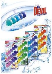 DEVIL WC 3x5BALL LEMON FRESH 35G 6467