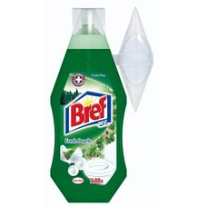 BREF WC GEL 360ml FRESH PINE