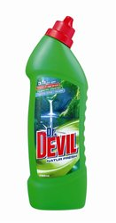 Dr.DEVIL WC 750ml ČISTIČ NATUR FR 8907