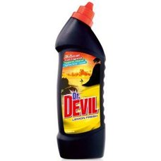 Dr.DEVIL WC 750ml ČISTIČ CITRÓN 8910
