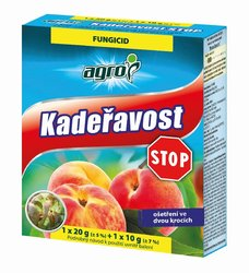 KADERAVOST STOP 2x10g AGRO CS