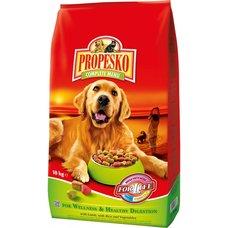 PET DOG GRANULE WELLNES 10kg PROPESKO