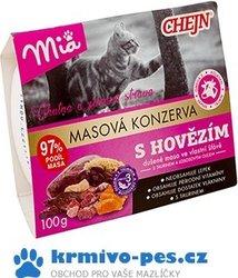 PET CAT MIA VANICKA HOVEZI 100G