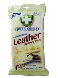 GREEN SHIELD vlh.ubrousky kůže 50ks
