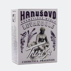 HANUŠOVO MÝDLO LEVANDULE THERESA 100g5/H