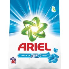 ARIEL PRASEK 40PD TOUCH OF LENOR 3KG