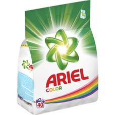 ARIEL PRASEK 40PD COLOR 3KG