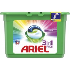 ARIEL KAPSLE 14ks COLOR