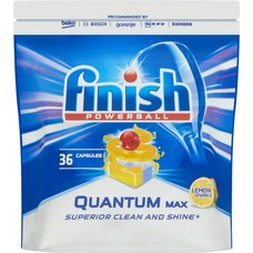 FINISH TABLETY 36ks QUANTUM MAX LEMON