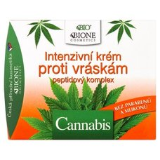 BIO CANNABIS INTENZ.KREM-VRASKY 51ml