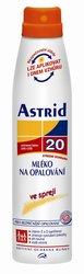 ASTRID SUN OLEJ F10 200ml
