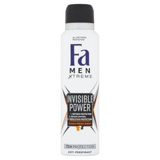FA DEO MEN XTREME INVISIBLE POWER 150ml