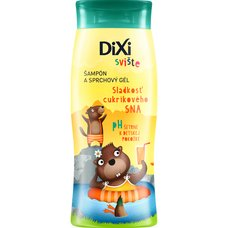 DIXI SVIŠTĚ ŠAMPON+SG SLADKOST 250ml