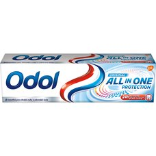 Z.P.ODOL 75ml ALL IN ONE WHITENING PROTE