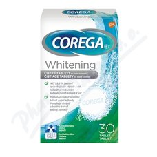 COREGA TABLETY 30ks WHITENING