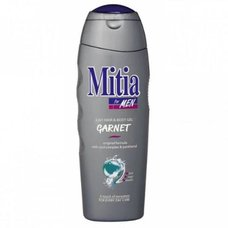MITIA SPR.GEL GARNET 400ml 2v1 8675 men