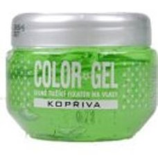 COLOR GEL NA VLASY 400g KOPRIVOVY