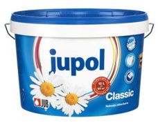 JUPOL CLASSIC 10L BILY /15KG/