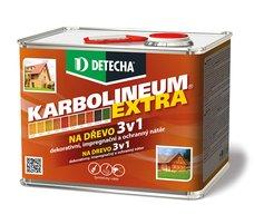 KARBOLINEUM EXTRA MAHAGON3.5kg IMPREGNAC