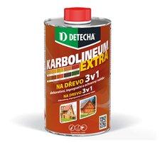 KARBOLINEUM EXTRA KASTAN 0.7kg IMPREGNAC
