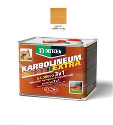 KARBOLINEUM EXTRA JANTAR 3.5KG NA DREVO