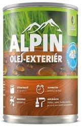 ALPIN OLEJ EXTERIER DREVO 0,5L/17-22m2