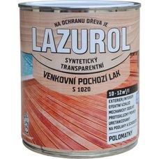 LAK S1020 SYNT.0,75L POCHOZI LAZUROL