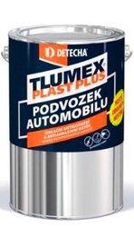 TLUMEX PLAST PLUS 4kg černý