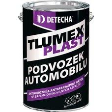 TLUMEX PLAST 4kg černý