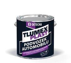 TLUMEX PLAST 2kg černý