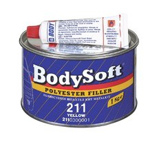 BODY TMEL 1kg ZLUTY /211/ 6527