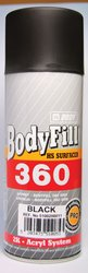 BODY 400ml SPRAY CERNY PLNIC 360 2K 6155