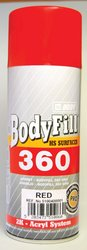 BODY 400ml SPRAY CERVENY PLNIC 360  6155